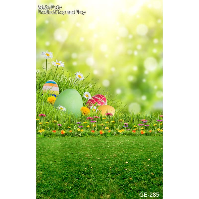 Spring flowers Easter eggs kids photography backdrops fotografia photo background for photo studio photography background easter day eggs in straw photography backdrops dry branches fotografia photo background for photo studio photography background