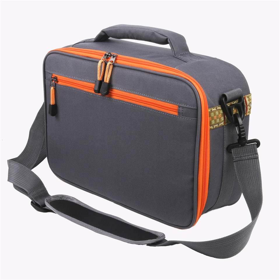 Maximumcatch Adjustable Six Compartments Waterproof Fly Fishing Bag ...
