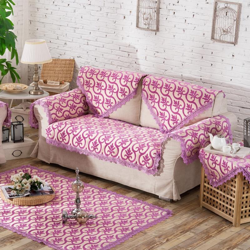 Flannel 5colors sofa covers fleeced fabric knitsofa seat for Sofa tela nautica