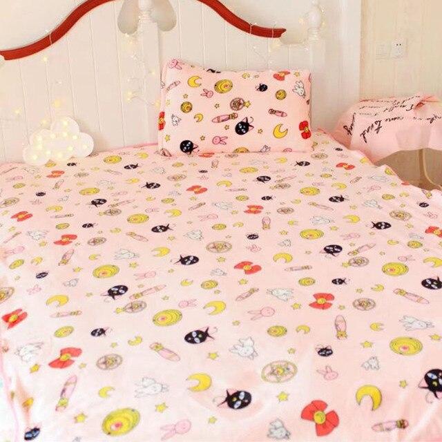 Sailor Moon Bedding Set