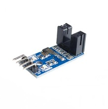 Free Shipping Slot-type Optocoupler Tacho-generator Counter Module for Arduino for Raspberry pi