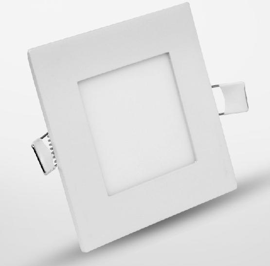 DHL Free Shipping 30pcs Lot 12w Led Panel Light 170mm Round Square Ultra Thin AC85V 265V In LED Lights From Lighting On