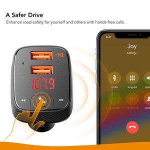 Image 4 - ANKER Roav Bóng Đèn LED Bulb Tích Điện Thông Minh Smartcharge F2 Phát FM Bộ Thu Bluetooth Xe Hơi Có Bluetooth 4.2 Hỗ Trợ Ứng Dụng Ổ Đĩa USB CHƠI MP3