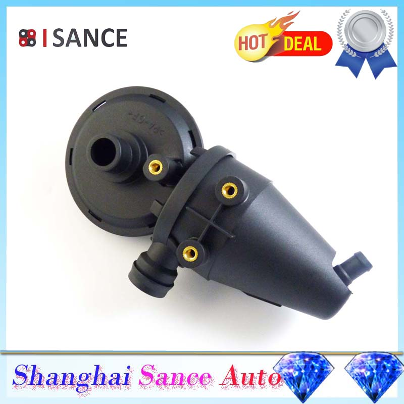 Isance Crankcase Oil Separator Pcv Vent Valve 11151703484