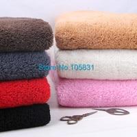 Lambs Wool Feeding Lambs Wool Fabrics Thickening In Lining Cloth Clothing Diy Comforta Velveteen Coral Fleece