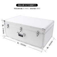 Angeleyes Astronomical Telescope Aluminum Box Shock proof Moisture proof Portable Suitcase for Sky Watcher 150750