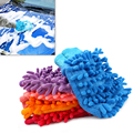 Microfiber Glove for Car Wash Cleaning Color Sent at Random Car Styling Autombile Care detailing Accessories