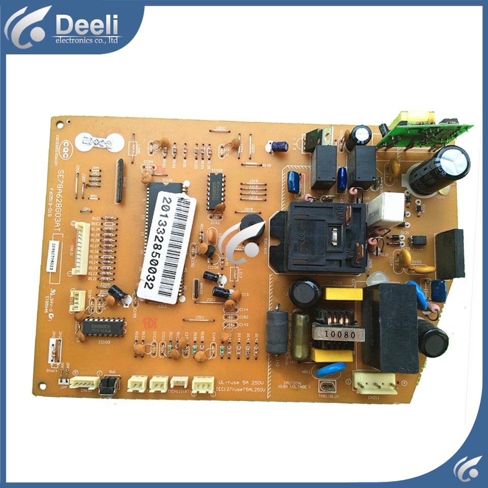 95% new and tested for air conditioner motherboard PC board control board SE78A628G03AT on sale new air conditioner universal board qd u10a refit universal board computer board control board