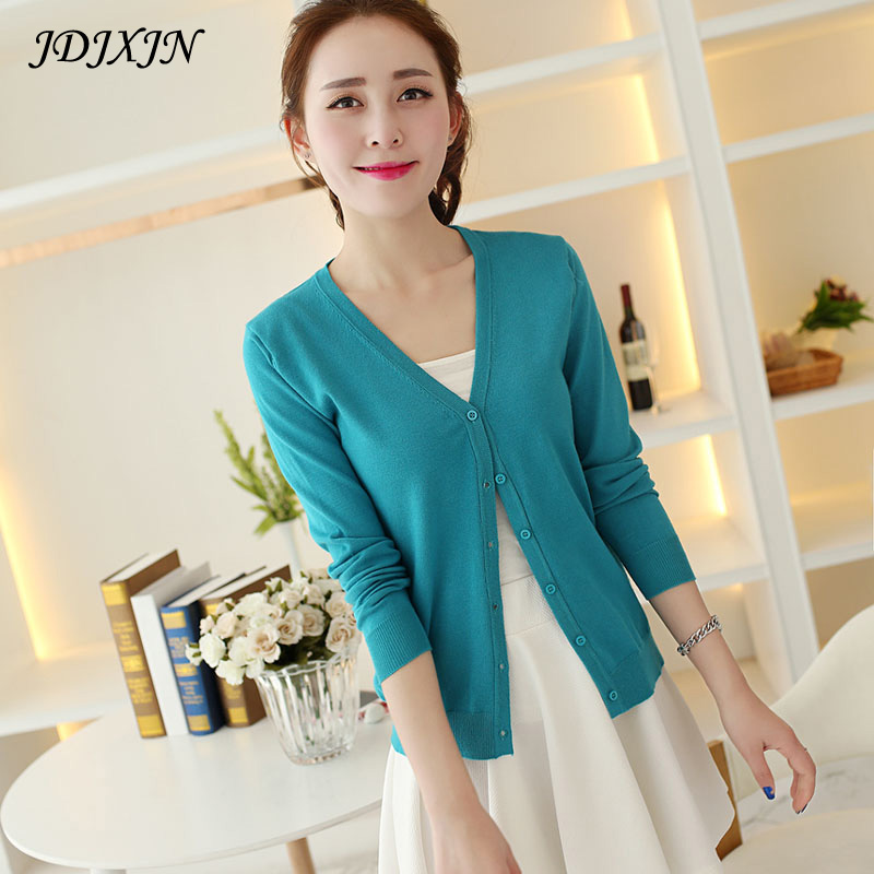 Sweater cardigan female thin 2017 spring outerwear thin sun protection clothing long-sleeve womens air conditioning JX38