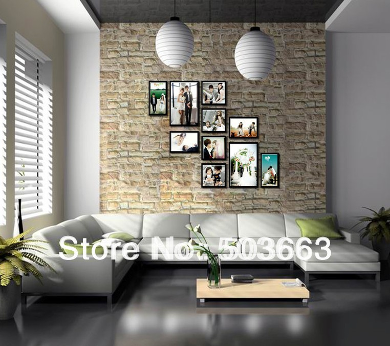 Popular photo collage buy cheap photo collage lots from for Where can i find cheap home decor