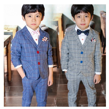 Free Shipping Boy S Brand Suit Set New Style Suits Wedding Dress Sets Jacket Pants Vests In From Mother Kids On Aliexpress Alibaba