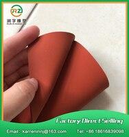 1000X1000X6mm Silicone Foam Sheet RED Foam Silicon Sheet