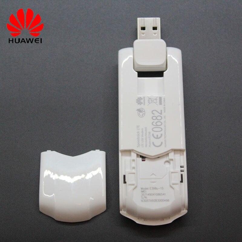 Huawei débloqué E398u-15 4G LTE TDD FDD 100 Mbps modem USB livraison gratuite