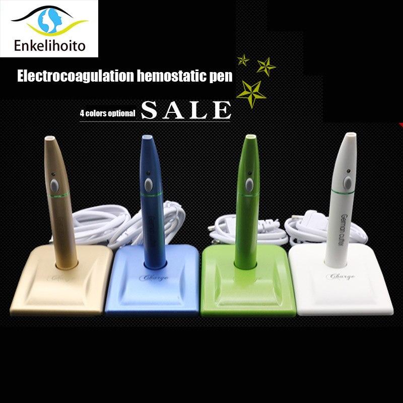 Coagulation Eyelid Tools Surgical Instrument Hemostatic Charger Electric Coagulation Hemostat Electric Cautery Pen Surgery Tool
