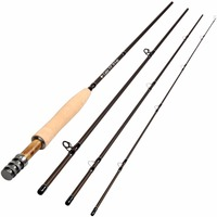 Angler Dream 8 3 9 FT Graphite IM8 24T Carbon Fiber Fly Rod 3 5 8WT
