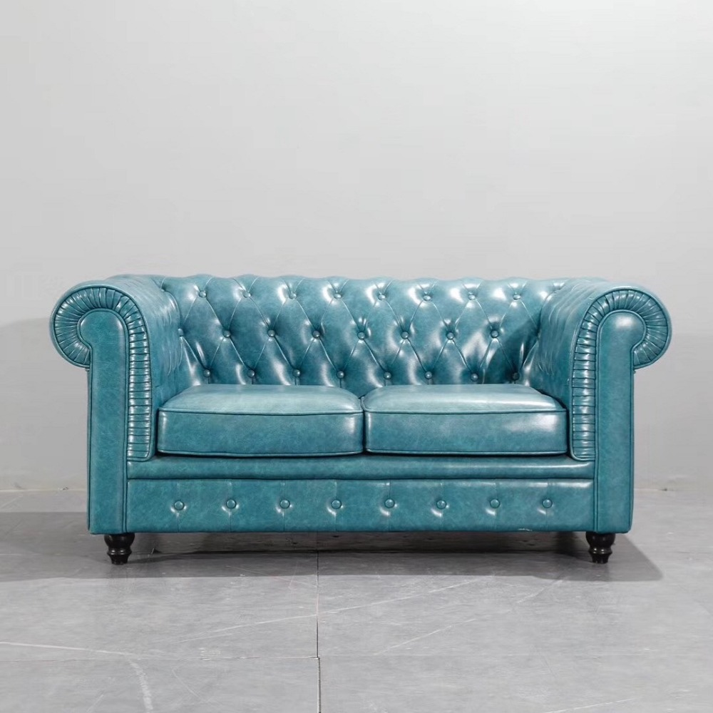 Astonishing Us 499 0 U Best European Modern Waxy Pu Leather Chesterfield Sofa 2018 Hotel Living Room Furniture Leather Chesterfield Sectional Sofa In Living Gmtry Best Dining Table And Chair Ideas Images Gmtryco