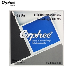 Original Orphee QB295 040-125 Electric Bass Strings 5 Strings bass Normal light deep timbre nickel alloy guitar Strings