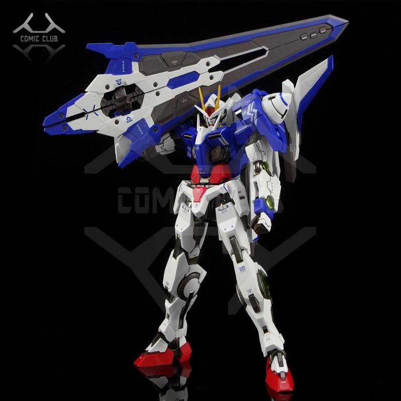 COMIC CLUB in   stock Metalgearmodels โลหะสร้าง MB Gundam OO raiser XN OOR XN Trans   Am ระบบสี action figure-ใน ฟิกเกอร์แอคชันและของเล่น จาก ของเล่นและงานอดิเรก บน   2
