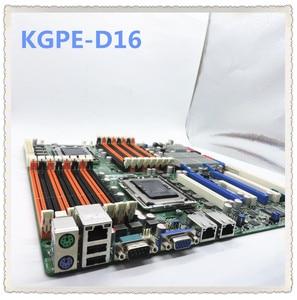 Image 2 - KGPE D16 AMD G34 arayüzü çift Snapdragon sunucu ana kartı desteği çift ekran Crossfire