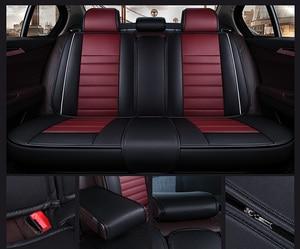 Image 4 - Car Travel Full Surround Design Car Car Seat Cover Seasons Cushion For Renault Scenic Fluence Latitud Koleos Laguna car styling