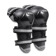 Наколенники для мотокросса, наколенники для катания на коньках, защитные мужские анти-леггинсы на осень, регулируемые