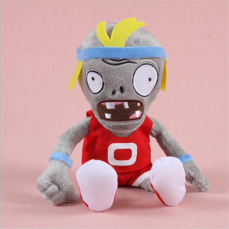Hot sale Plants vs Zombies Plush Toys Soft Stuffed Plush Toys Doll Baby Toy for Kids Gifts Party Toys ...
