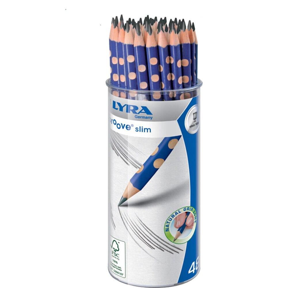 Lápis Comuns 48 pçs/set lápis hb preto Tipo : Lápis Padrão