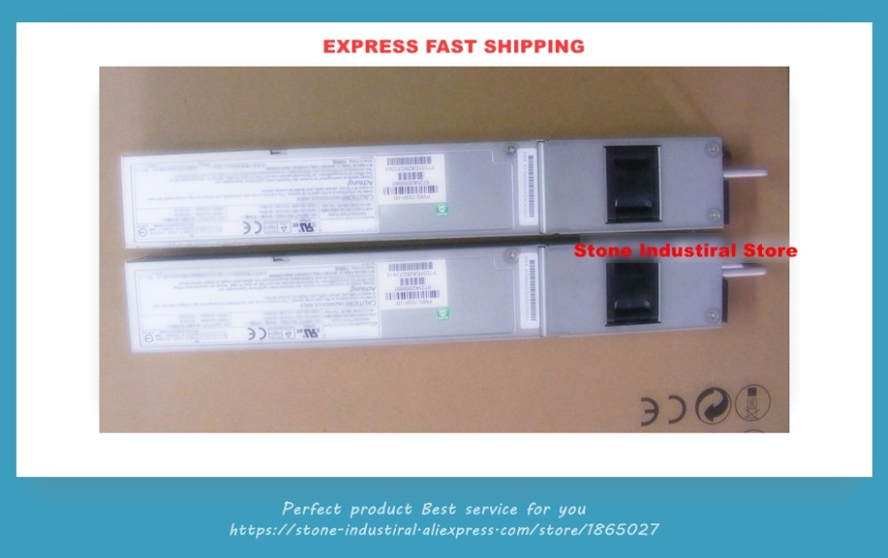 Original PWS-703P-1R 750W Redundant Power Supply Server Power Supply high quality server power supply for pws 1k81p 1r 1800w fully tested