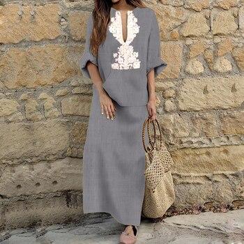 שמלות מקסי קייציות אופנתיות להזמנה לוקו0ט בזול