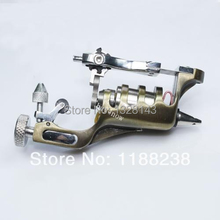 Special Supply  Silver Primus Sunskin Rotary Tattoo Machine with Taiwan Motor Precise tattoo gun