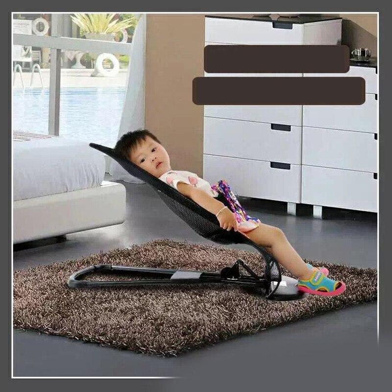 baby seat chair Metal cotton travel toddler infant portable baby chair kids sofa newborn nest summer child sofas folding belt