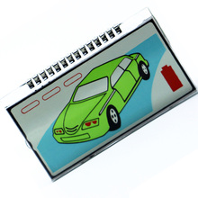 New hot sale LCD display for Scher-khan Magicar 3 lcd remote controller /two way car alarm system free shipping