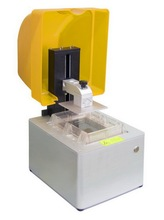 SLA 3D Printer Liquid photosensitive resin filament print size 125*125*180mm Fastest printing speed 6000mm/s jewelry 3D model