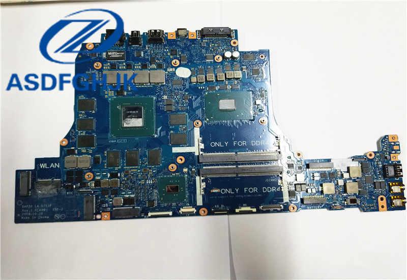 Laptop Motherboard AAP20 LA B753P For Alienware 17 R4