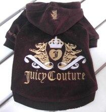 New dogs cats fashion sweatershirts puppy soft hoodies pet dog cat jackets costume doggy outwear clothes 1pcs XS-XXL