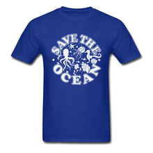 """Save The Ocean"" Men's T-Shirt"
