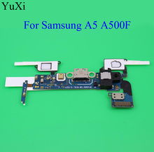 цена на YuXi USB Dock Charging Flex Cable For Samsung Galaxy A5 2015 A500F SM-A500F