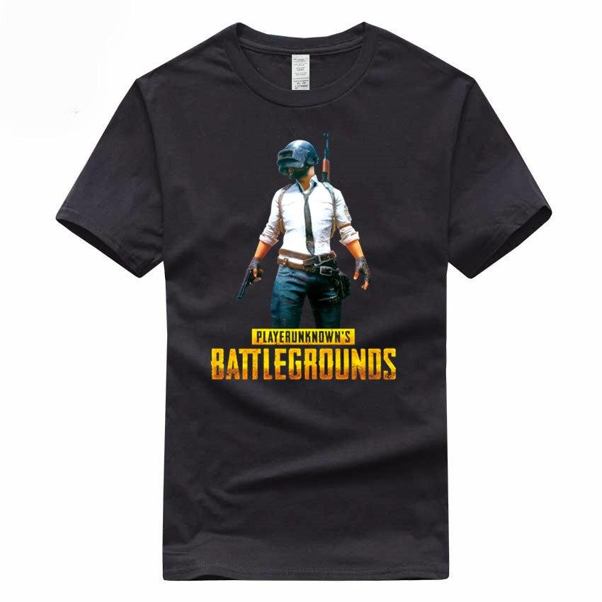 FPS game Player unknowns Battlegrounds t shirts PUBG Winner Winner Chicken dinner t shirts GMT3000018