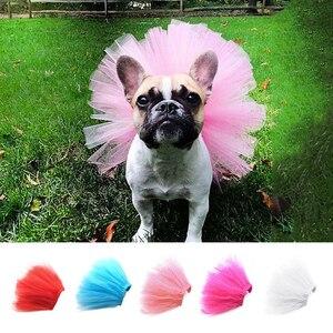 Image 2 - Robe Tutu dété pour chiens 5 couleurs