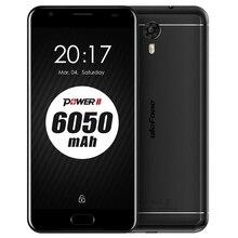 Ulefone Power 2 4G 5.5 Inch Mobile Phone Android 7.0 MTK6750T Octa Core 1.5GHz 4GB+64GB 13MP Main Camera Fingerprint 6050mA OTG