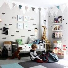 Beautifully Bat Wall Stickers for Kids Rooms Decoration Decor Batman Interesting Room