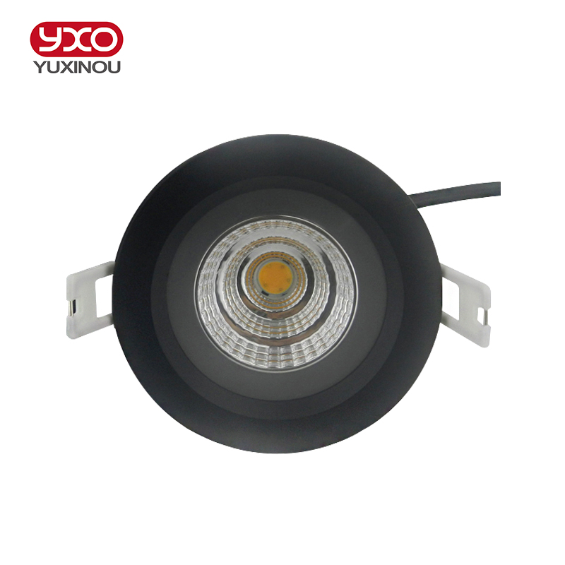 Dimmable Waterproof Led Down light COB Ceiling Spot Light 5w 7w 9w 12w ceiling recessed Lights Warm Cool White Indoor Lighting