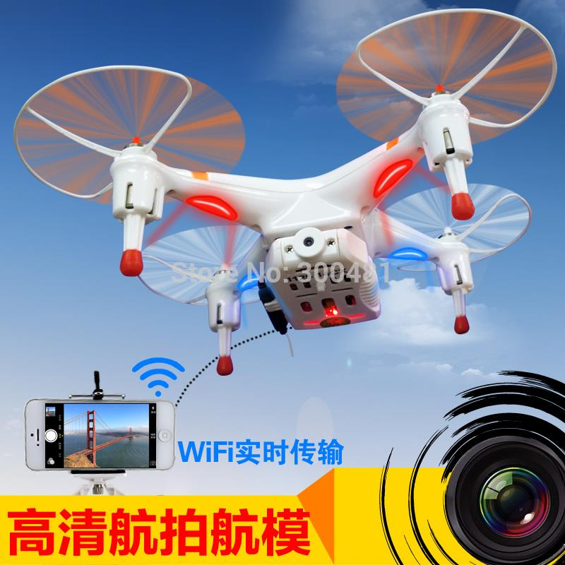 RC Quadcopter Cheerson CX30W 4CH 2.4GHz WIFI FPV RC helicopter quadcopter drone with Camera Real-Time Video VS CX 20 (Small Box) f09166 10 10pcs cx 20 007 receiver board for cheerson cx 20 cx20 rc quadcopter parts