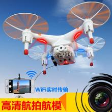 RC Quadcopter Cheerson CX30W 4CH 2.4GHz WIFI FPV RC helicopter quadcopter drone with Camera Real-Time Video VS CX 20 (Small Box)