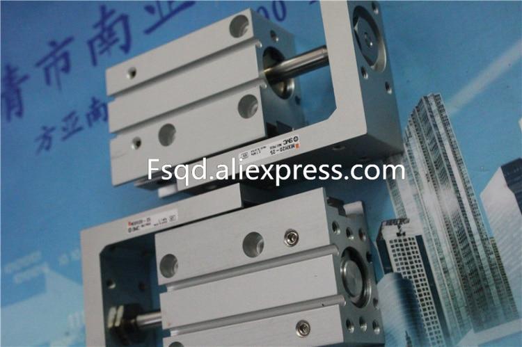 MXH20-5 MXH20-10 MXH20-15 MXH20-20 MXH20-25 MXH20-30 MXH20-40 MXH20-50 MXH20-60 SMC  compact slide  cylinder  MXH series