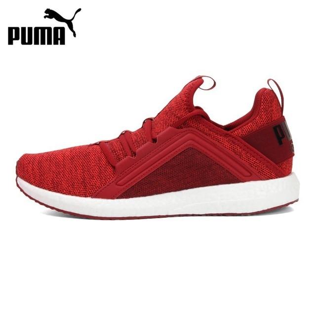Original New Arrival 2018 PUMA Mega NRGY Knit Men s Running Shoes Sneakers 8f4bf3c3e