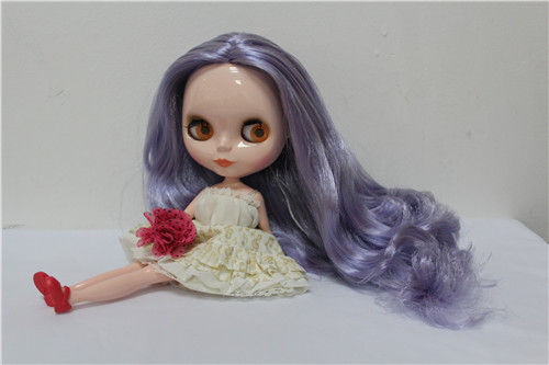 Blyth, Purple Hair, Without Clothes,Nude Doll For Sale -3925