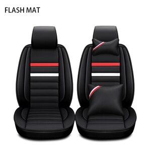 Uniwersalne pokrowce na siedzenia samochodowe skoda octavia a5 kodiaq superb fabia 3 karoq seat ibiza alhambra leon fr ateca altea leon 2 toledo