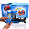 Инновационные детский мини-пульт дистанционного управления электрическая рыба будет плавать воды игрушки животных, милые рыбы игрушки интерактивные игрушки