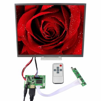 HDMI LCD Controller Board 12.1inch IPS LCD Screen 1024X768 Resolution HSD121KXN1-A10 Backlight  WLED